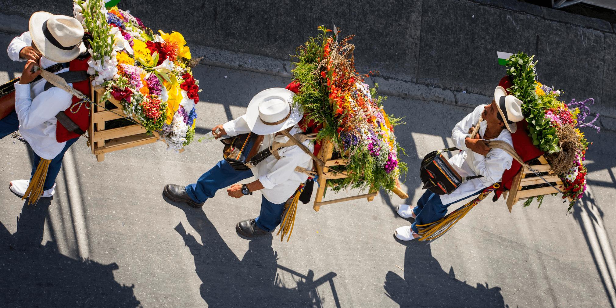 6 experiencias silleteras para celebrar la tradicional Feria de las Flores